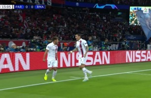 Mål: Di María 3-0 (14)