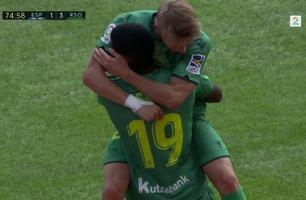 Ødegaard med perlepasning i Real Sociedad-seier