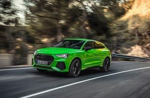 Spydig nyhet fra Audi – dette er nye RS Q3