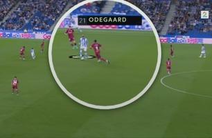 Se seks minutter med Ødegaard-magi