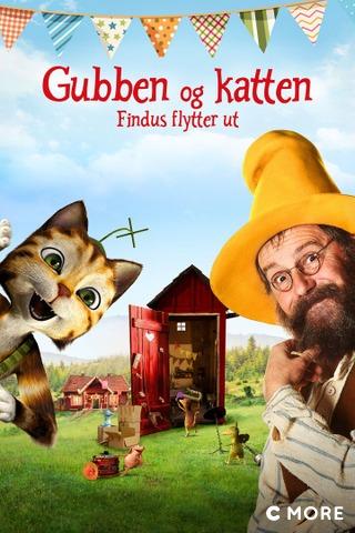 Gubben og Katten - Findus flytter ut (Norsk tale)