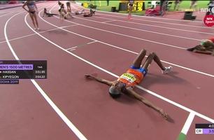 Se Sifan Hassans superløp