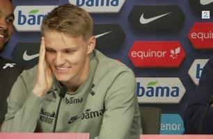 Ødegaard briljerte på spansk - fikk applaus av King