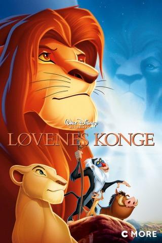 Løvenes konge (Norsk tale)
