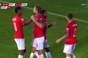 Sterling setter inn Englands fjerde mål