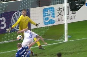 Belotti scorer sitt andre mål for kvelden