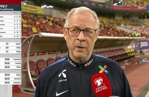 Lagerbäck: – Det virker som spillerne vil for mye