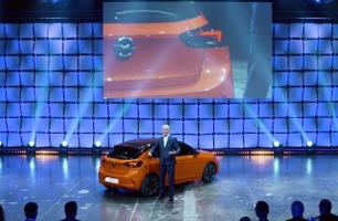 Opel med storsatsning på elbil