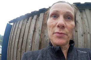 Vivian (47) fikk hemmelig brev på kjempehytta