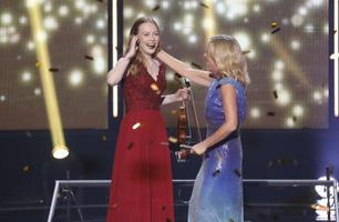 Rebecca fikk sin andre gullknapp i Norske Talenter