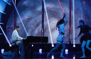 Blir beskrevet som teknisk brilliant av Norske Talenter-dommerne