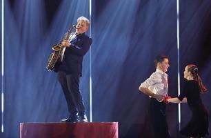 Lars blir kalt en stjerne av Norske Talenter-dommerne: – Ordentlig bra