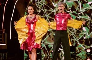 Victor leverte en fargerik salsa: – En vanvittig lekenhet