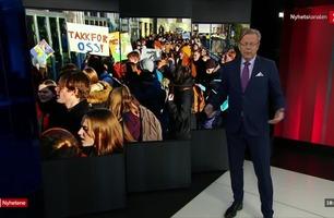 Rasende elever i Møre og Romsdal demonstrerer etter kuttforslag