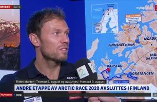 Arctic Race-løypen ble presentert