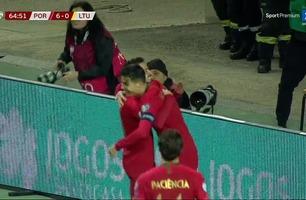 Cristiano Ronaldo scorer hat-trick