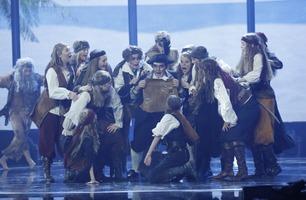Teater-gjengen får dommerne til å juble: – Jeg blir så rørt!
