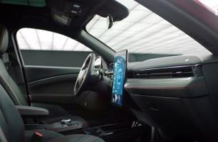 Ny el-SUV: Sjekk interiøret!