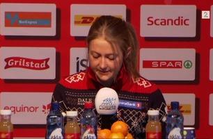 Tårevåt Østberg har fått startnekt