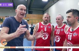 Erik Thorstvedt er ny landslagstrener for Norge