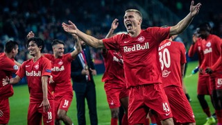 Red Bull Salzburg: Champions League-drømmen