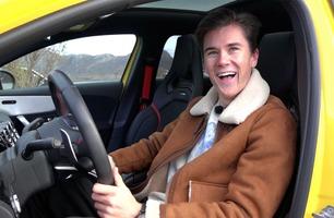 Jakob Ingebrigtsen om drømmebilen: – Jeg er litt forelska!