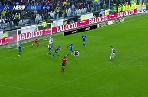 – Litt dårlig gjort av Cristiano Ronaldo