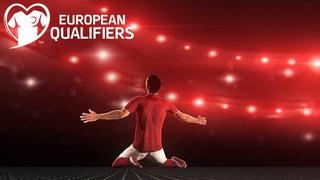 UEFA EM-kvalifisering: Trekning gruppespill