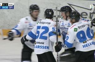 Sammendrag: Frisk Asker - Narvik 4-3