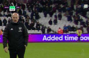 Ni magiske minutter endte Arsenals rekke uten seier