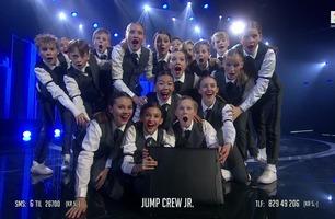 Proffdanseren om Jump Crew: – Hæ, hvor har dere lært dette?