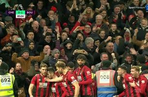 Bournemouth i ledelsen etter VAR-drama