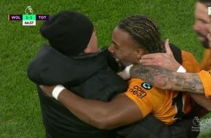 Traoré utligner for Wolves