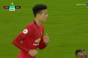 Greenwood scorer for United