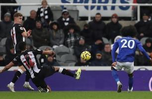 Leicester lekte med Newcastle - suser avsluttet festen