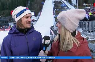 – Lindvik har høyest toppnivå