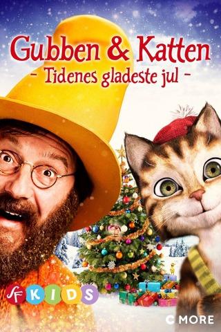 Gubben og Katten - Tidenes gladeste jul (Norsk tale)