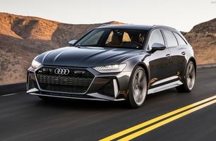 Familiebil med 600 hk – dette er nye Audi RS 6