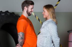 Slik har graviditeten endret Helene Olafsen: – Jeg er litt skjør
