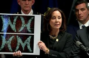 Symbolene er viktig ledetråd i jakten på ukjent seriemorder
