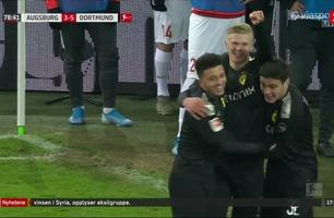 Sportsnyhetene: Haaland scoret hat trick i debuten