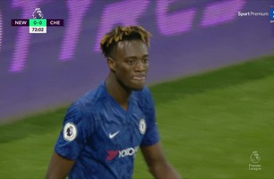 Abraham nær scoring