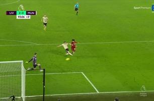 Salah setter 2-0 på overtid