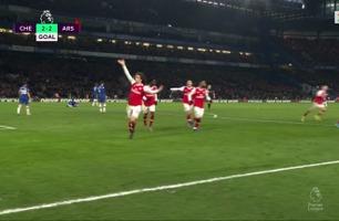 Arsenal slo tilbake med ti mann mot Chelsea