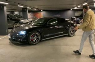Porsche Taycan: Tre uker ut i 2020 har denne allerede gitt salgsrekord