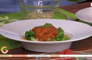 Grønnsakspasta