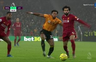 Nesten fra Salah!