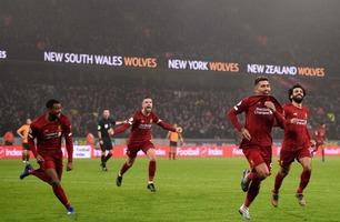 Wolves sprakk Liverpool-nullen, men Firmino sikret 2-1-seier