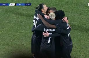Sammendrag: Brescia - Milan 0-1