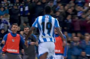 Sammendrag: Real Sociedad - Mallorca 3-0